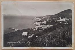 CASAMICCIOLA (NAPOLI) - PANORAMA  Vg 1934 - Napoli