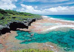 1 AK Von Niue * Küstenlandschaft Der Insel Niue - Eines Der Größten Gehobenen Atolle Der Welt * Pacific Island * - Ansichtskarten