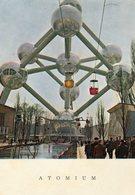 Bruxelles Brussel Atomium ( Avec Télécabine - Monumenti, Edifici