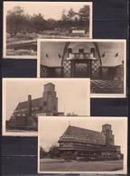 Ca. 1950 Beekbergen Troelstra Oord Z/W 4 Verschillende Kaarten Ongebruikt - Nederland