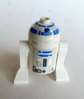 Mini Figurine LEGO STAR WARS R2-D2 Astromech Droid (Blanc Tête) 1999 - MINI FIGURE - Figures