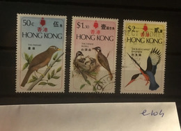 E104 Hong Kong Collection - Hong Kong (...-1997)
