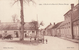°°°  45   LAAS  ..   RUE DE LA MAISON ROUGE      °°°  ///  REF NOV.18 /  BO. 45 - Frankrijk