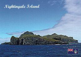 1 AK Nightingale Island * South Atlantic - Insel Im Südatlantik, Gehört Zum Britischen Überseegebiet Tristan Da Cunha * - Ansichtskarten