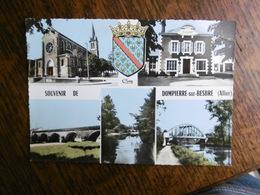 D 03 - Souvenir De Dompierre Sur Besbre - Autres Communes