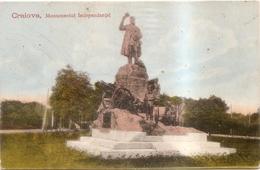 Craiova Monumentul Independentei - Roemenië