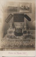 FOIRE DE PARIS 1917  CARTE PHOTO - Foires