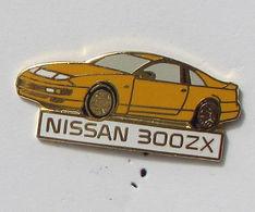 1 Pin's NISSAN 300 ZX Signé LOGOMOTIV - Pin's