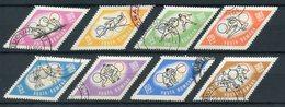 Y85 ROMANIA 1964 2309-2316 1964 Olympic Games. Tokyo, Japan. Sport - Summer 1964: Tokyo