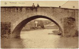 MARTELANGE - Pont Romain - Martelange