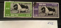 E117 Hong Kong Collection - Hong Kong (...-1997)