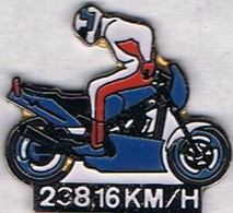 MOTO - 238,16 KM/H - Motorbikes