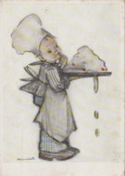Enfants - Garçon Pâtissier - Toque - Autres Illustrateurs