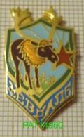 ELAN De SIBERIE  UNION SOVIETIQUE  URSS CCCP  RUSSIE RUSSIA - Animaux