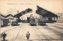 40 CP(SNCF:THOUARS+Entre Cazoulès & Souillac) ETC... N°77 - Cartes Postales