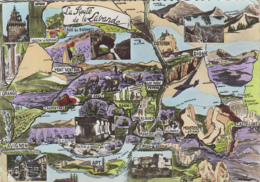 Sisteron 04 - Route De La Lavande - 1963 - Sisteron