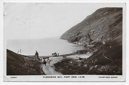 Fleshwick Bay, Port Erin, I.O.M. - Valentine XL 55424 - Isle Of Man