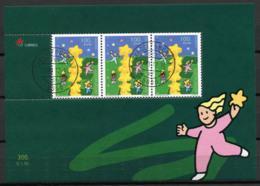 Portogallo Madera 2000 Mi. Bl. 20 Foglietto 100% Usato , Bambini, Europa - Madeira