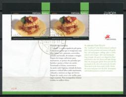 Portogallo Madera 2005 Mi. Bl. 30 Foglietto 100% Usato , Gastronomia, EUROPA - Madeira