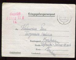 Pologne - Formulaire De Oflag IIE Pour Cracovie En 1943 - N263 - 1939-44: 2. WK