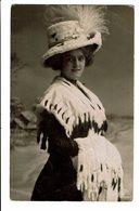 CPA - Cartes Postales Pays-Bas - Bergen Op Zoom - Habitante -1910 S3526 - Bergen Op Zoom