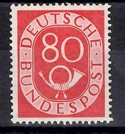 Allemagne/RFA YT N° 24 Neuf *. B/TB. A Saisir! - [7] République Fédérale