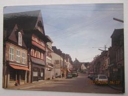 CP 56 GUEMENE Sur SCORFF  - La Grand'rue  Pérès 1992 - Guemene Sur Scorff