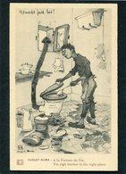 CPA - Illustration HUGUET NUMA - A La Fortune Du Pot - Guerre 1914-18