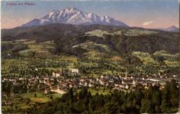 Kriens Mit Pilatus - LU Lucerne