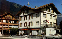 Matten Interlaken - Gasthof Kreuz - BE Berne