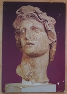 Rhodos / Rhodes - Archeological Museum - Head Of A Statue Of Helios - Greek Art Sculpture  Nv - Grecia