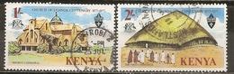 Kenya 1977 Cathedral Obl - Kenya (1963-...)