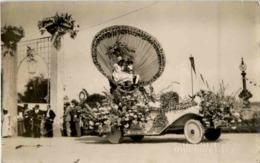 Geneve - Blumenfest 1930 - GE Geneva