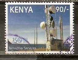Kenya 2010 Communication ITU Obl - Kenya (1963-...)