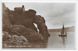 Cliffs And Caves, Port Erin, I.O.M.. - Prideaux 27 - Isle Of Man