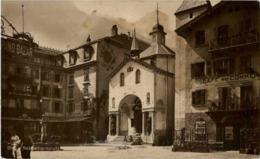 Brig - Sebastiansplatz - VS Valais