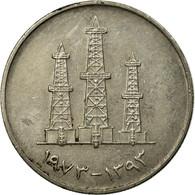 Monnaie, United Arab Emirates, 50 Fils, 1973/AH1393, British Royal Mint, TB+ - Emirats Arabes Unis