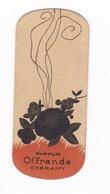 Ancienne Carte Parfumée Parfum Offrande, Cheramy (1925) - Other