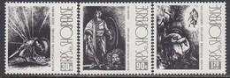 Albania 1988 - Children Ballads, Mi-Nr. 2374/76, MNH** - Albanie