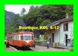 AL 327 - Autorail X 2448 En Gare - LAMATIVIE - Lot 46 - SNCF - France