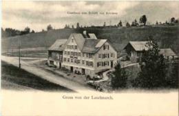 Gruss Von Der Landmarch - Gasthaus Zum Schäfli - TG Thurgau