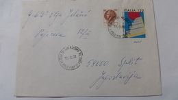 (3755) ITALIA STORIA POSTALE 1980 - 6. 1946-.. Repubblica