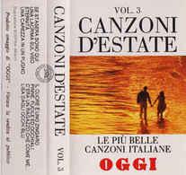 Canzoni D'estate Vol. 3 - Cassettes Audio