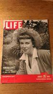 Revue Life 29 Aout 1949 - Livres, BD, Revues
