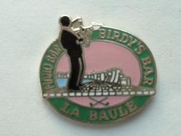 Pin's PIANO BAR BIRDY'S BAR - LA BAULE - EMAIL - Music