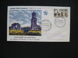 FDC 1957     N° 1130  St-Rémy-Les-Antiques   à Voir - FDC