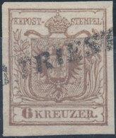 Austria 1850 - Nᴼ 4 Ib - 1850-1918 Empire