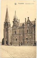Ruysselede NA4: Gemeentehuis En Kerk - Ruiselede