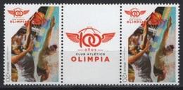 Uruguay (2018) - 2 Sets + Label -  /  Baloncesto - Basketball - Swimming - Natation - Sports - Baloncesto