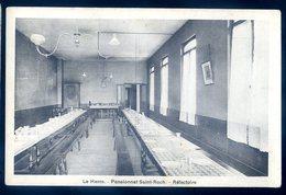 Cpa  Du 76 Le Havre Pensionnat Saint Roch -- Réfectoire  GX28 - Le Havre